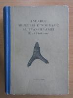 Anticariat: Anuarul Muzeului Etnografic al Transilvaniei pe anii 1965-1967