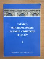 Anticariat: Anuarul scolii doctorale