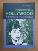 Anticariat: Aubrey Malone - Curiozitati de la Hollywood