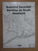 Anticariat: Buletinul Societatii Romane de Studii Neoelene