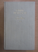 Anticariat: Camil Petrescu - Teatru (volumul 2)