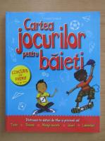 Anticariat: Cartea jocurilor pentru baieti