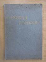Anticariat: Comorile Romaniei (volumul 1)