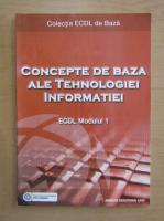 Anticariat: Concepte de baza ale tehnologiei informatiei, ECDL modulul 1