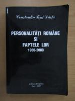Anticariat: Constantin Toni Dartu - Personalitati romane si faptele lor 1950-2000 (volumul 25)