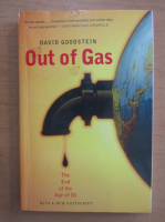 David Goodstein - Out of Gas