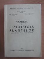 Anticariat: H. Chirilei - Manual de fiziologia plantelor