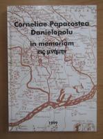 Anticariat: In memoriam Corneliae Papacostea Danielopolu