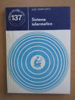 Anticariat: Ionel Sandulescu - Sisteme informatice