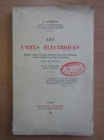 J. Sudria - Les unites electriques