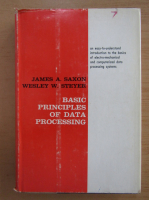 James A. Saxon - Basic Principles of Data Processing