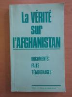 Anticariat: La Verite sur l'Afghanistan