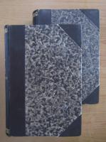 Anticariat: M. Jules Lemoine - Traite de physique generale et experimentale (volumele 1 si 2)