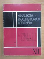 Anticariat: P. Van de Velde - Analecta praehistorica leidensia (volumul 12)
