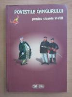 Anticariat: Povestile cangurului pentru clasele V-VIII