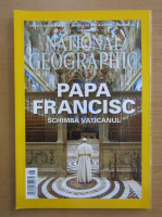 Revista National Geographic Romania, nr. 148, august 2015