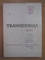 Anticariat: Revista Transilvania, anul VII, nr. 12, 1978
