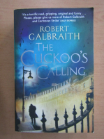 Anticariat: Robert Galbraith - The Cuckoo's Calling
