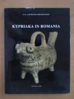 Anticariat: Vassos Karageorghis - Kypriaka in Romania