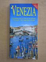 Anticariat: Venezia. Itinerario per la visita di un giorno 13 piante, 141 immagini a colori