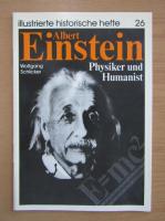 Anticariat: Albert Einstein. Physiker under Humanist