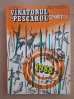 Anticariat: Almanahul Vanatorul si Pescarul Sportiv, 1988