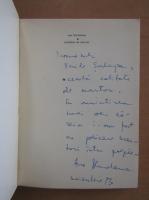 Anticariat: Ana Blandiana - Calitatea de martor (cu autograful autorului)
