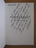 Anticariat: Constantin Turturica - Comedie rosie (cu autograful autorului)