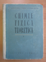 Anticariat: Erdey-Gruz Tibor - Chimie fizica teoretica (volumul 1)