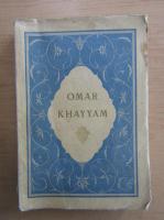 Anticariat: Franz Toussaint - Robaiyat de Omar Khayyam