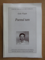 Anticariat: Gelu Vlasin - Poemul turn