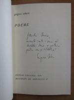 Anticariat: Grigore Arbore - Poeme (cu autograful autorului)