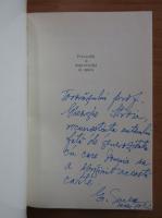Anticariat: Grigore Smeu - Previzibil si imprevizibil in epica (cu autograful autorului)