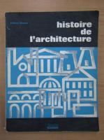Anticariat: Hubert Menne - Histoire de l'Architecture