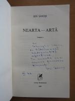 Anticariat: Ion Ianosi - Nearta Arta (2 volume, cu autograful autorului)