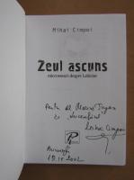 Anticariat: Mihai Cimpoi - Zeul ascuns (cu autograful autorului)