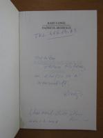Anticariat: Radu Cange - Paznicul muzeului (cu autograful autorului)
