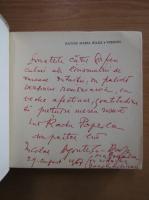 Rainer Maria Rilke - Versuri (cu autograful autorului)