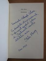 Anticariat: Stela Miron - Sentimente (cu autograful autoarei)
