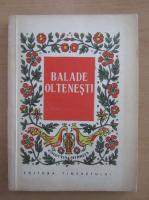 Anticariat: C. S. Nicolaescu Plopsor - Balade oltenesti