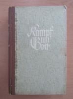 Anticariat: Friedrich Carl Buz - Kampf um Gott