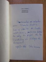 Anticariat: Gelu Ionescu - Orizontul traducerii (cu autograful autorului)