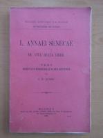 Anticariat: Ion Dianu - L. Annaei Senecae