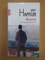 Anticariat: Knut Hamsun - Benono