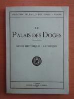 Anticariat: Le palais des doges