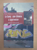 Anticariat: Marc Perreault - La Gang, une chimere a apprivoiser