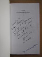 Mihai Baciu - Curierul diplomatic (cu autograful autorului)