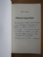 Anticariat: Mircea Aanei - Paharul singuratatii (cu autograful autorului)