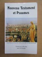Anticariat: Nouveau Testament et Psaumes