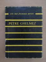 Anticariat: Petre Ghelmez - Coborarea in cuvant